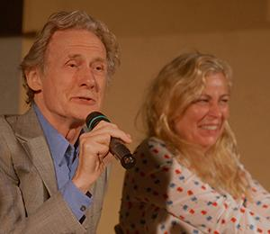 Bill Nighy e Lone Scherfig